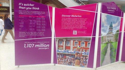 ロンドン五輪⑩ 開会日に、アイスクリームを配ったロンドン市_c0016826_18354735.jpg