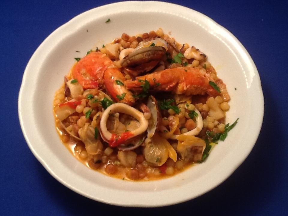 La cucina sarda (サルデニア料理 )_d0128354_16352486.jpg