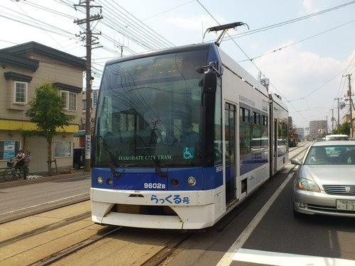 函館市電、ラックル号_b0106766_8234662.jpg