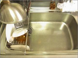 【 私の掃除方法―キッチン排水溝編― 】_c0199166_21103523.jpg