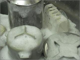【 私の掃除方法―キッチン排水溝編― 】_c0199166_2121455.jpg