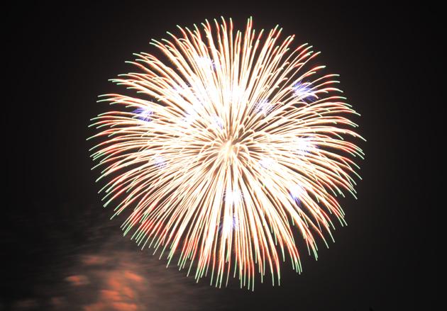 花火写真~心のシャッターよりカメラのシャッターを_e0171573_1595324.jpg