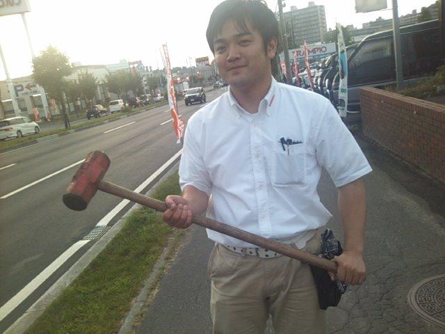 ランクル TOMMY札幌店☆7月29日!!_b0127002_1332981.jpg