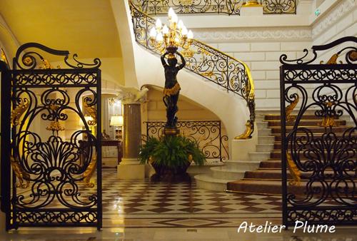 シャングリ・ラ ホテル パリ_e0154202_22523458.jpg