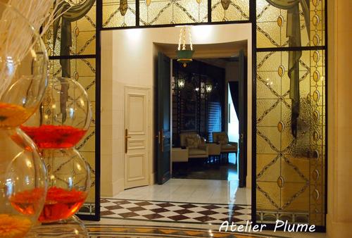 シャングリ・ラ ホテル パリ_e0154202_2362281.jpg