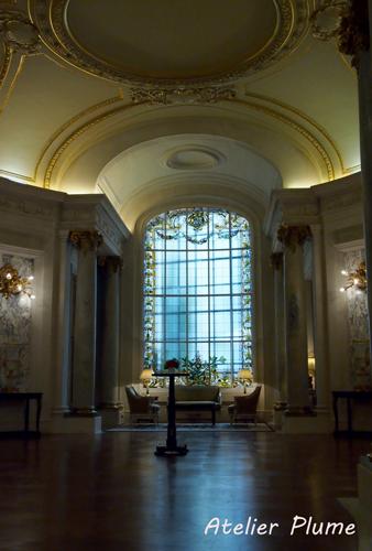 シャングリ・ラ ホテル パリ_e0154202_2364071.jpg