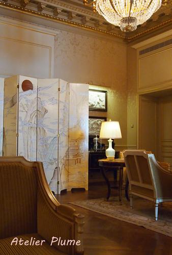 シャングリ・ラ ホテル パリ_e0154202_2384259.jpg