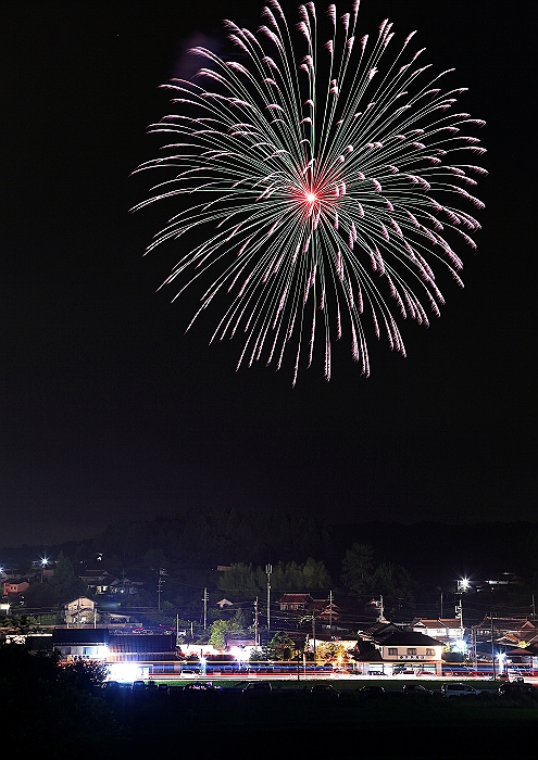 """神石高原町"""" 井関地区花火大会"""" 続き_a0140608_847029.jpg"""