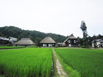 旧高柳町「荻ノ島集落」の民家の実測調査に行ってきました(その1)。_c0195909_16445470.jpg