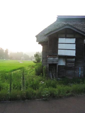 旧高柳町「荻ノ島集落」の民家の実測調査に行ってきました(その1)。_c0195909_16452626.jpg