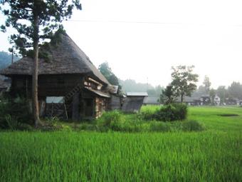 旧高柳町「荻ノ島集落」の民家の実測調査に行ってきました(その1)。_c0195909_16453442.jpg
