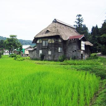 旧高柳町「荻ノ島集落」の民家の実測調査に行ってきました(その1)。_c0195909_1645678.jpg