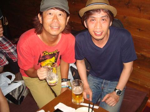 下北沢CLUB QUE〜夏の陣〜 VSシリーズ_e0100250_117041.jpg