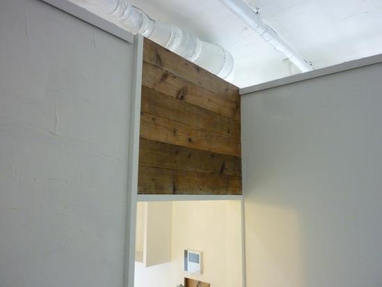 27日目・内装ほぼ完!入り口ドア・トイレ_e0272050_23115593.jpg