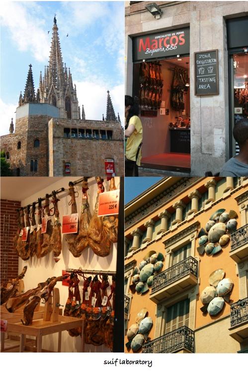バルセロナの街並は・・・_c0156468_18211076.jpg