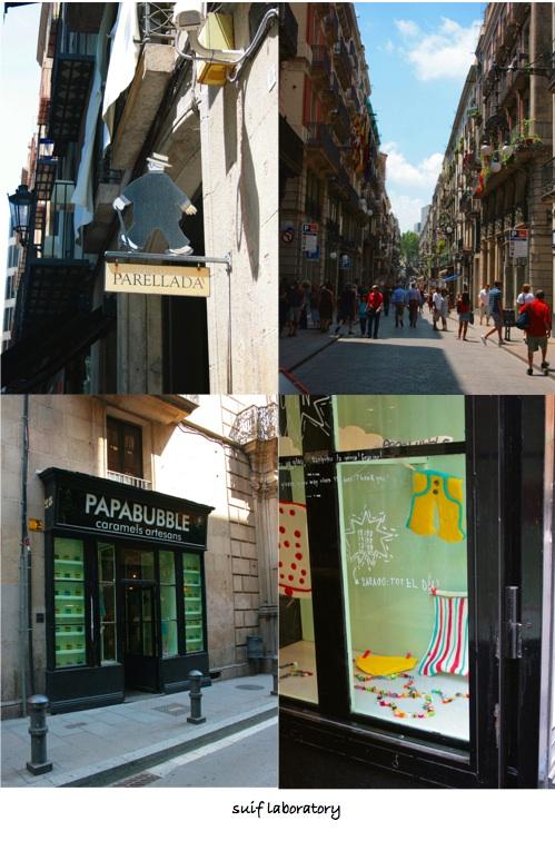 バルセロナの街並は・・・_c0156468_18221256.jpg