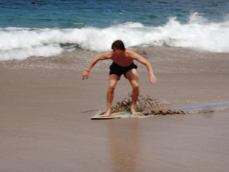 white sand beach に行って来ました。_d0083068_4101858.jpg