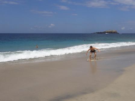 white sand beach に行って来ました。_d0083068_49552.jpg