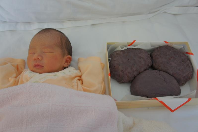 三つ目の牡丹餅  2012.7.17_e0223771_1840553.jpg