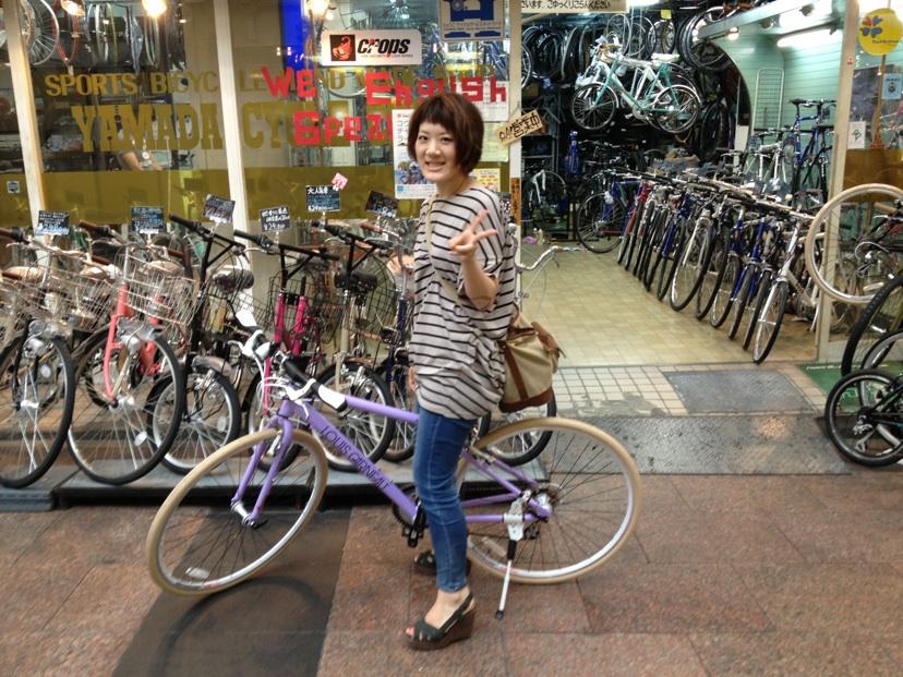 自転車屋 神戸 中央区 自転車屋 : 本日はルイガノで一番の人気を ...