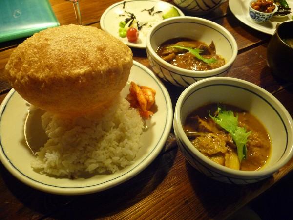 富士見台 : 丁寧なカレーと和洋惣菜 『香菜軒』_e0152073_0221243.jpg