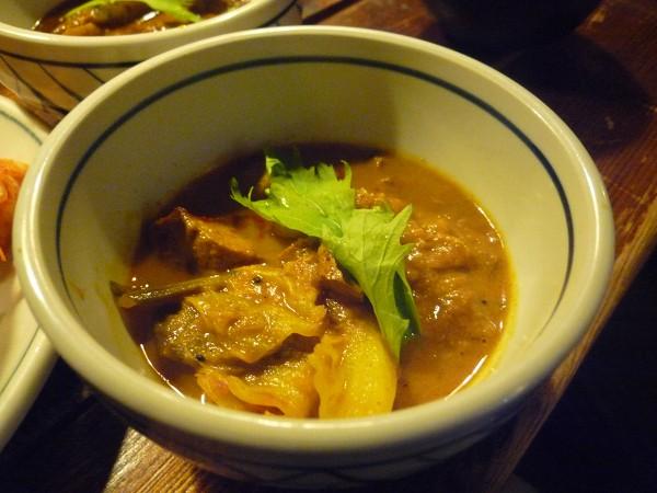 富士見台 : 丁寧なカレーと和洋惣菜 『香菜軒』_e0152073_0221739.jpg