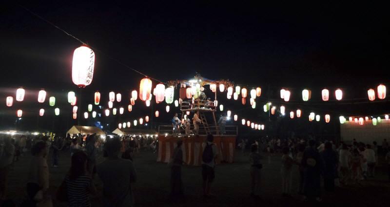 第29回花南納涼盆踊り大会_f0059673_134121.jpg