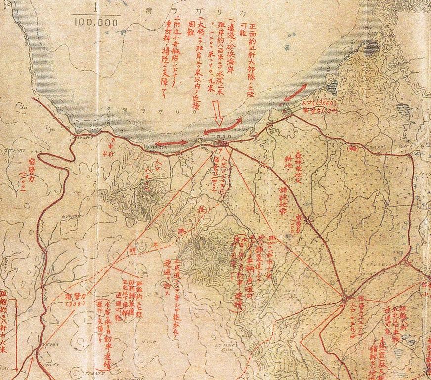 福山歩兵第41連隊のレイテ島における戦跡調査報告書①_c0060075_1433042.jpg
