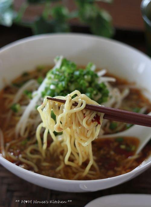 ホタテのしぐれ煮弁当 ☆ 【レシピ】台湾ラーメン ペースト♪_c0139375_13492436.jpg