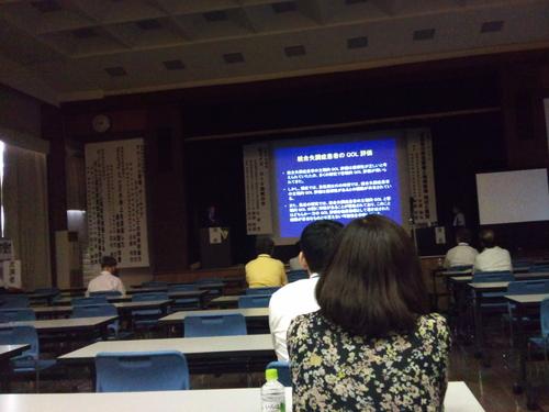 徳島医学会で発表してきました。_a0221584_1030285.jpg