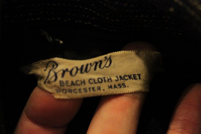 BROWN\'S BEACH JACKET_d0121303_1715614.jpg