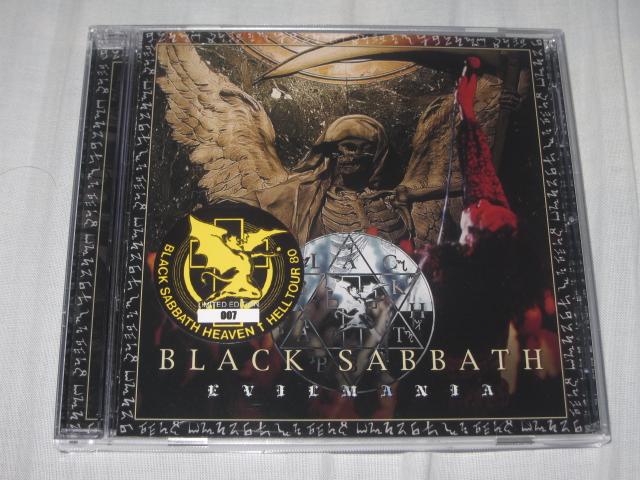 BLACK SABBATH / EVILMANIA_b0042308_1457261.jpg