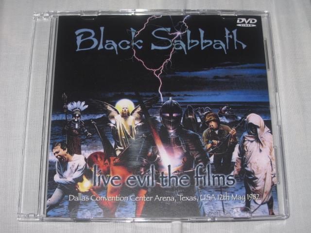 BLACK SABBATH / EVILMANIA_b0042308_1515915.jpg