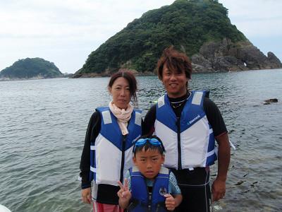 7月28日のお客様(*^^*) IN今子浦海岸_d0135908_1735247.jpg