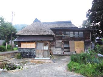 旧高柳町「荻ノ島集落」の民家の実測調査に行ってきました(その2)。_c0195909_1527186.jpg