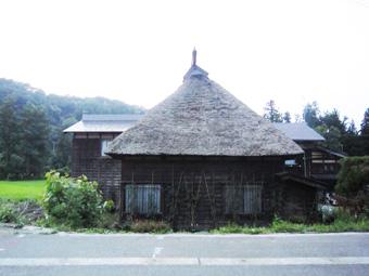 旧高柳町「荻ノ島集落」の民家の実測調査に行ってきました(その2)。_c0195909_15282427.jpg