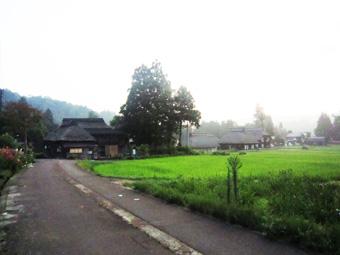 旧高柳町「荻ノ島集落」の民家の実測調査に行ってきました(その2)。_c0195909_1528397.jpg