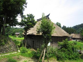 旧高柳町「荻ノ島集落」の民家の実測調査に行ってきました(その2)。_c0195909_15284665.jpg