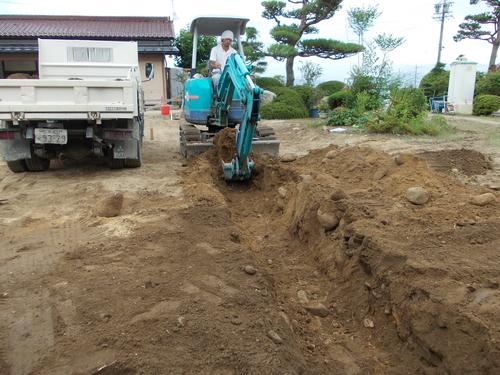有明の家工事開始_c0218716_18453380.jpg