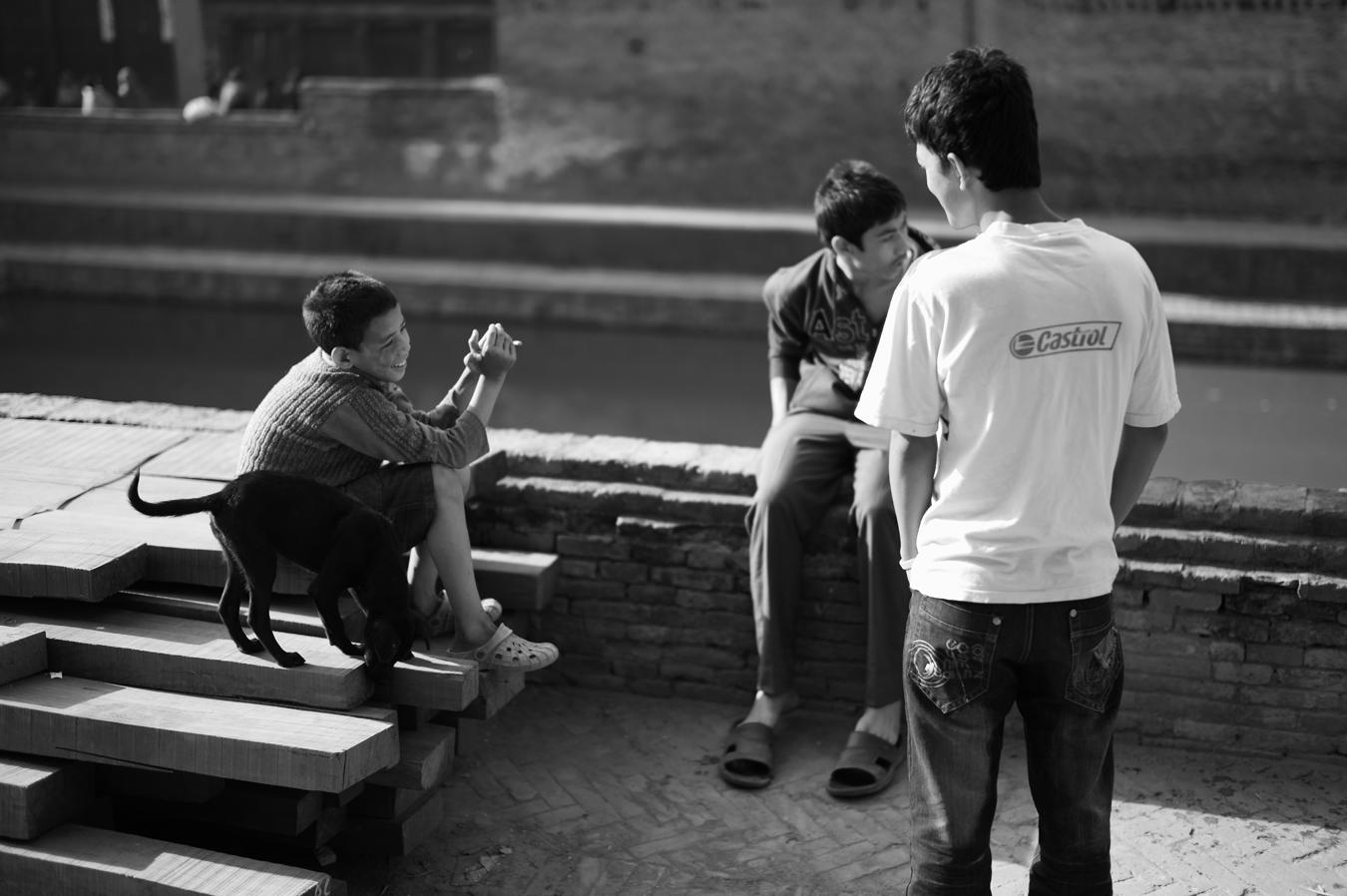 Bhaktapurにて_c0116732_21182850.jpg