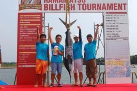 浜松ビルフィッシュトーナメント2012 ① 【カジキ・マグロトローリング】_f0009039_13424963.jpg