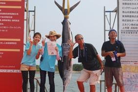 浜松ビルフィッシュトーナメント2012 ① 【カジキ・マグロトローリング】_f0009039_13452130.jpg