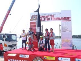浜松ビルフィッシュトーナメント2012 ② 【カジキ・マグロトローリング】_f0009039_13554392.jpg