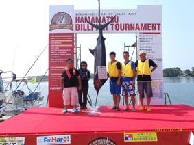 浜松ビルフィッシュトーナメント2012 ② 【カジキ・マグロトローリング】_f0009039_13585147.jpg