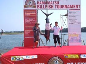 浜松ビルフィッシュトーナメント2012 ② 【カジキ・マグロトローリング】_f0009039_13593490.jpg