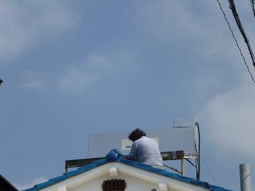 ソーラー撤去工事_e0184941_14435126.jpg