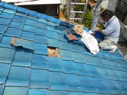 ソーラー撤去工事_e0184941_14481170.jpg