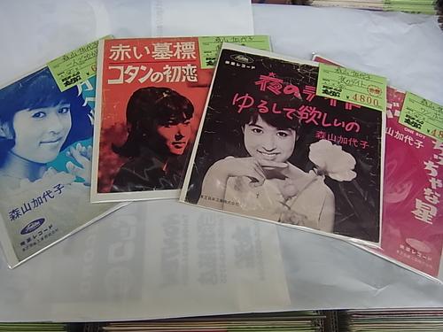 かよちゃんのEPコレクション(アナログ店より)。_e0191344_17385587.jpg