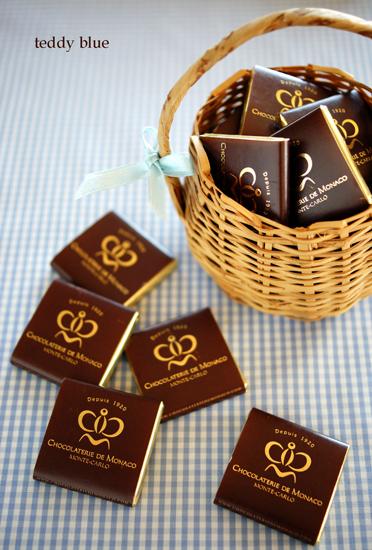 Chocolaterie de Monaco  憧れのモナコのチョコレート_e0253364_22235579.jpg