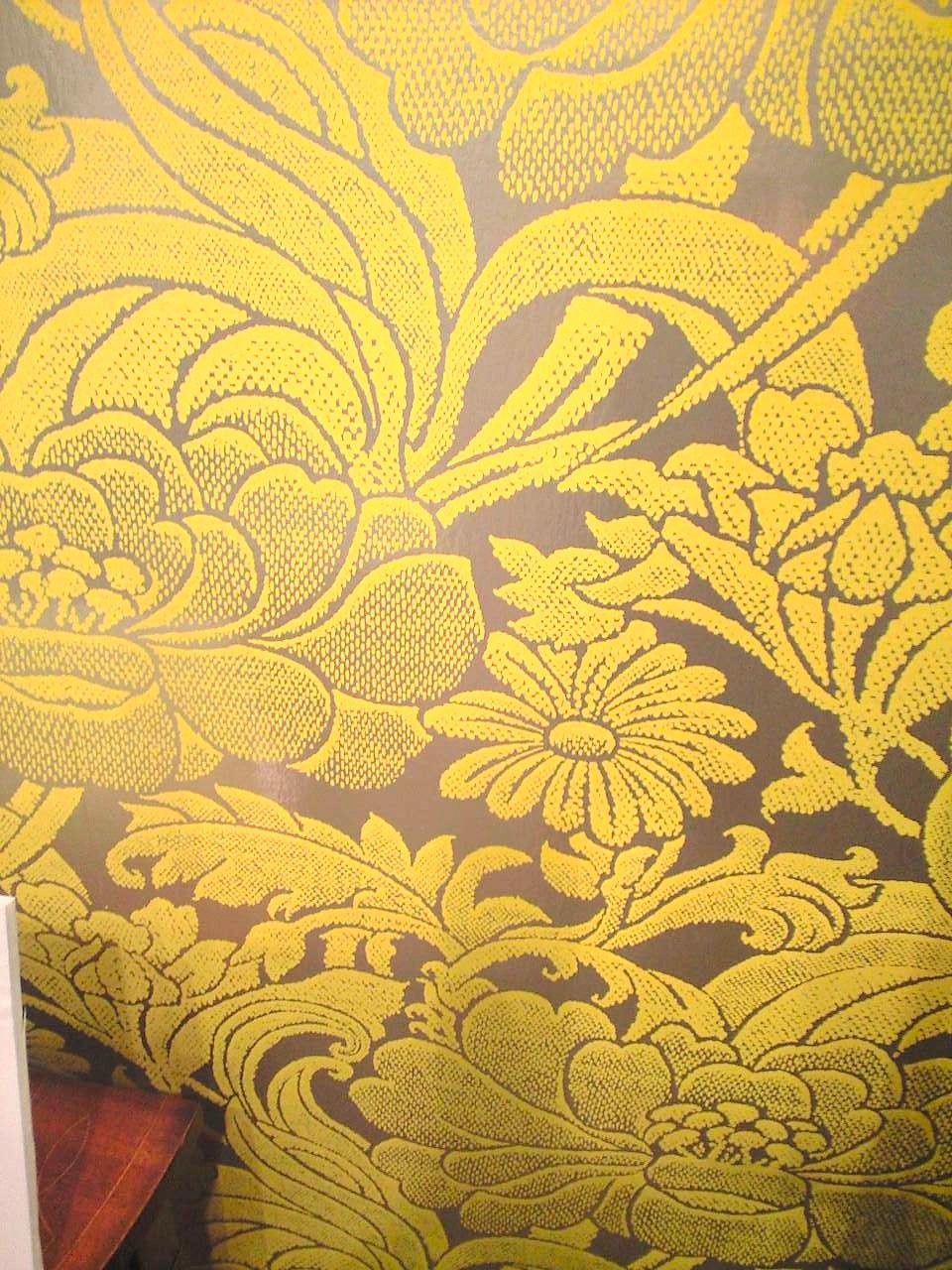 Florence Broadhurst フローレント・ブロードハーストの壁紙 その2_c0157866_18195166.jpg